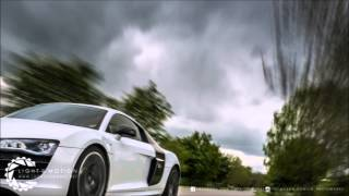 Behind The Scenes: Retouching Stages - Audi R8 Rig Shot