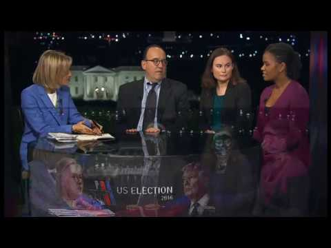 Mike Gonzalez on BBC's 'Newsnight' on the US election results