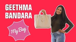 Gambar cover සංගීතේ නාට්යයේ අසෙනිගේ බෑග් එකේ තිබුණ දේවල්   My Bag With Geethma Bandara