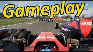F1 2014 Gameplay: Japanese Grand Prix Suzuka - Ferrari