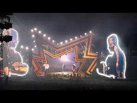 Robbie Williams - Angels + My Way  19.07.17 Frankfurt
