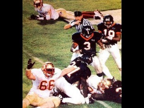 1995 Florida State vs Virginia second half - YouTube