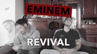 PREMIERE ECOUTE - Eminem - Revival