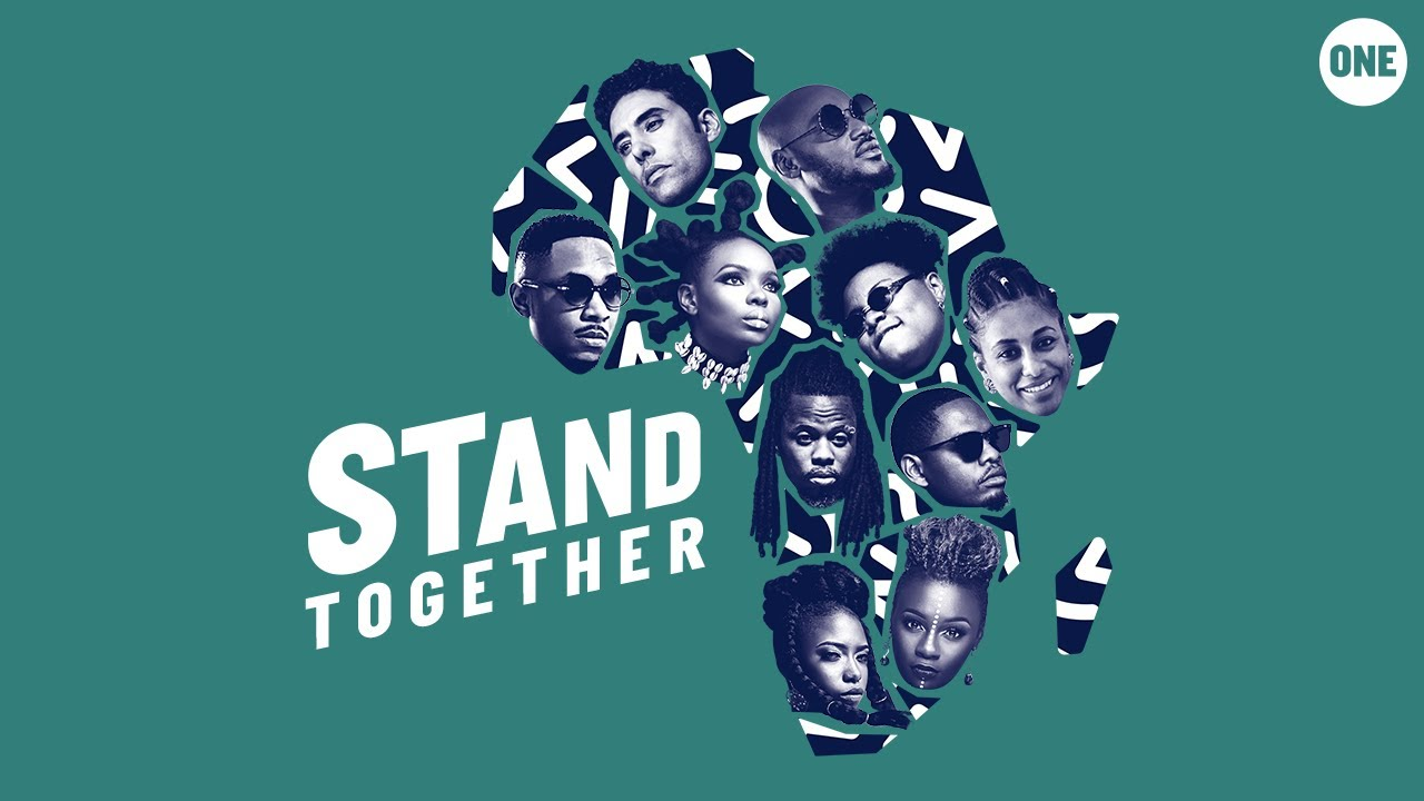 """Download """"Stand Together"""" - African Anthem of Solidarity against COVID-19"""