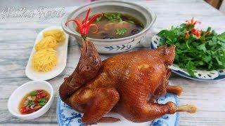 Gà tiềm ớt hiểm ngon đặc biệt, cách nấu đúng chuẩn ngon như ở quán || Natha Food