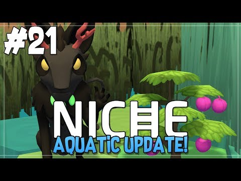 Boom of the Cracker Jaws! (0.2.1)  | Niche: A Genetic Survival Game | Episode 21