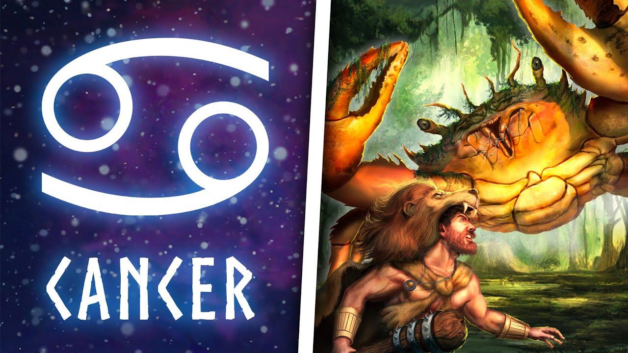 The Messed Up Mythology of Cancer | Astrology Explained - Jon Solo