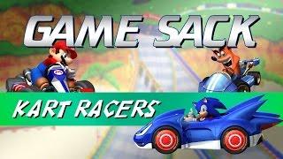 Kart Racers - Game Sack