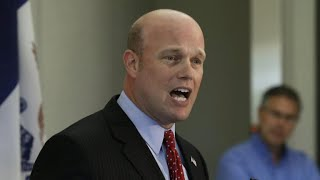 Democrats call for Acting AG Matthew Whitaker to recuse himself