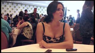 Lana Parrilla Interview - Once Upon a Time Season 4
