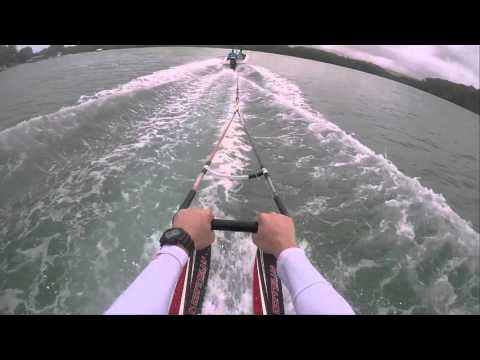 Water Skiing in Mauritius