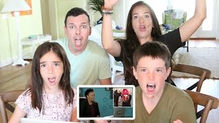 EH BEE FAMILY REACTS TO PARENTS REACT TO EH BEE FAMILY!