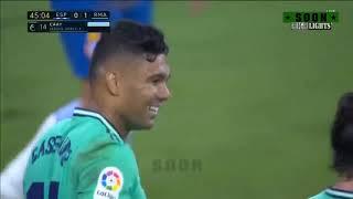 Real Madrid Vs Espanyol 1-0 Extended Highlights Goal 2020