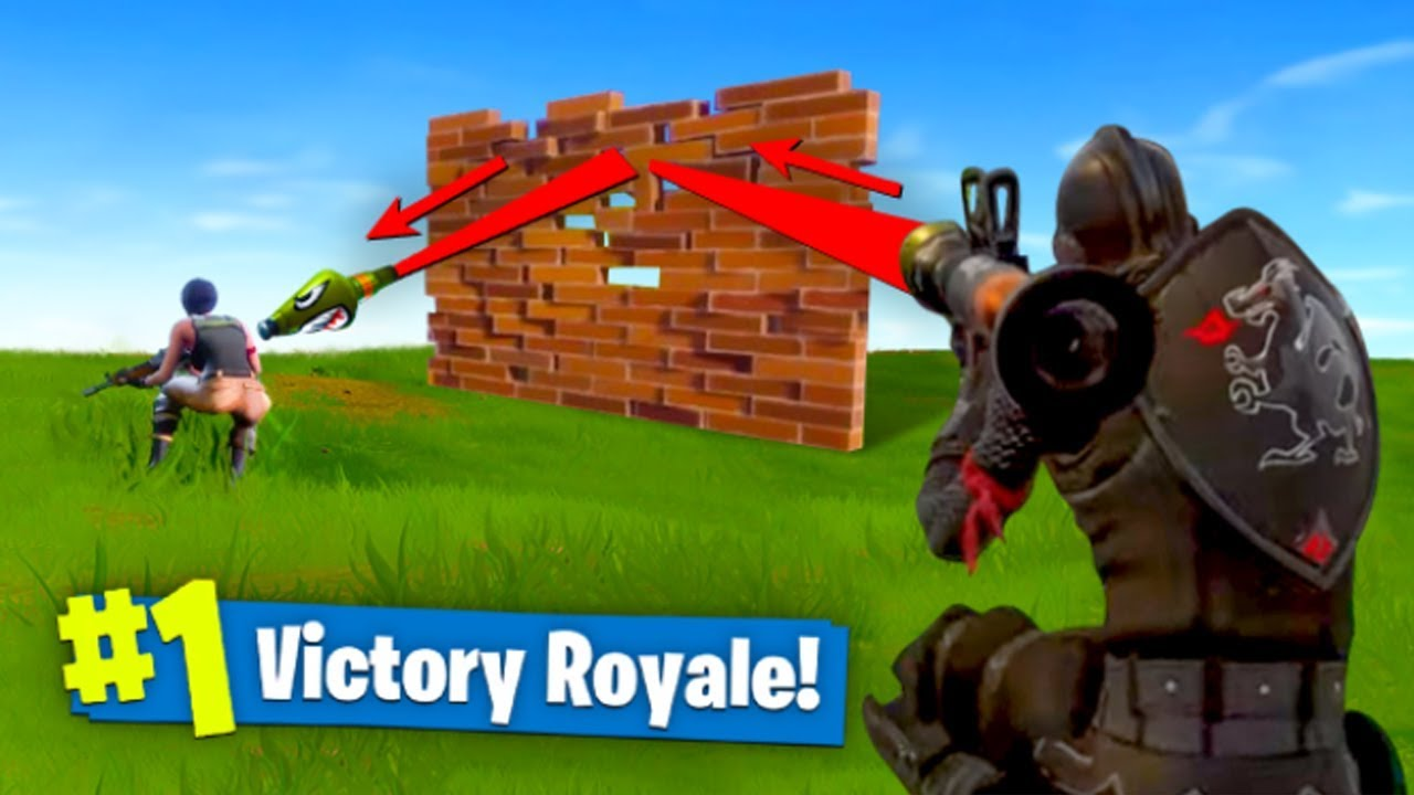 I Got An Impossible Kill In Fortnite Battle Royale