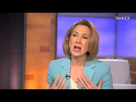 Carly Fiorina makes mincemeat of interviewer Katie Couric - Guns