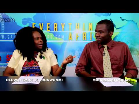 Discussing The Establishment Of Made In Nigeria Weapons & Other Issues  [AFRISPECTIVE AUGUST 7TH]