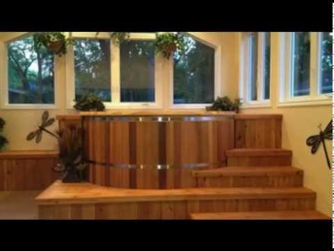 Indoor Hot Tubs - YouTube