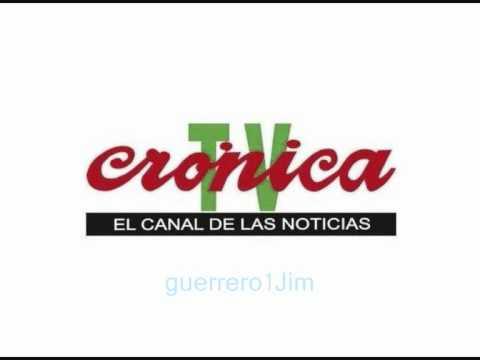 """Crónica TV"" música"