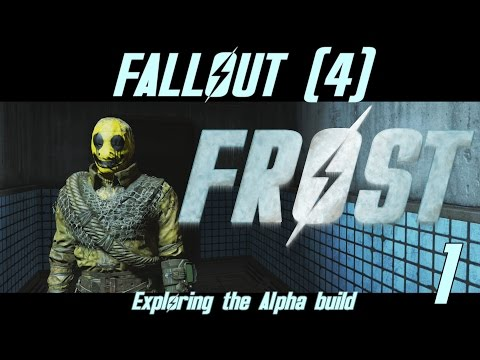 Fallout Frost Exploration of the first Alpha build.