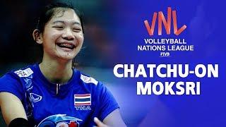 Chatchu-On Moksri (ชัชชุอร โมกศรี) Volleyball Nations League 2018