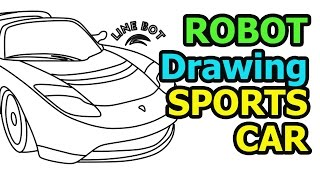 easy sports draw quick drawing