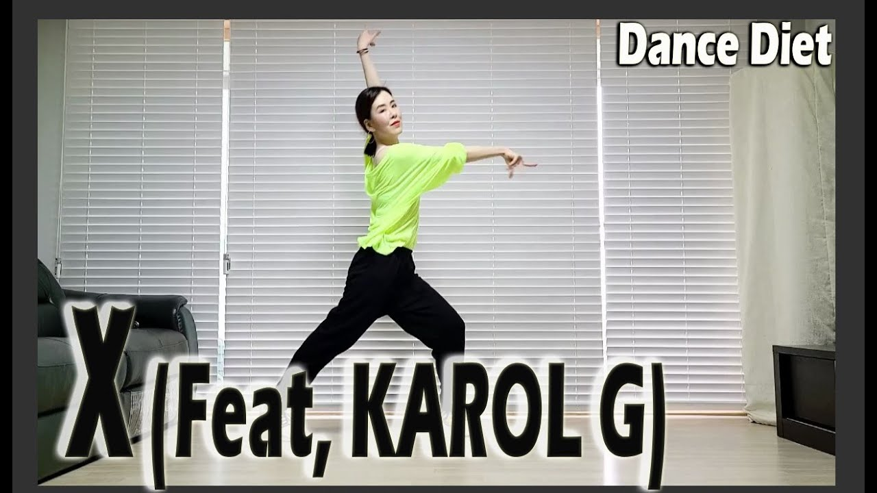 X (Feat. KAROL G) - Jonas Brothers | Dance Diet Workout | 댄스다이어트 | Choreo by Sunny | Zumba | 홈트|