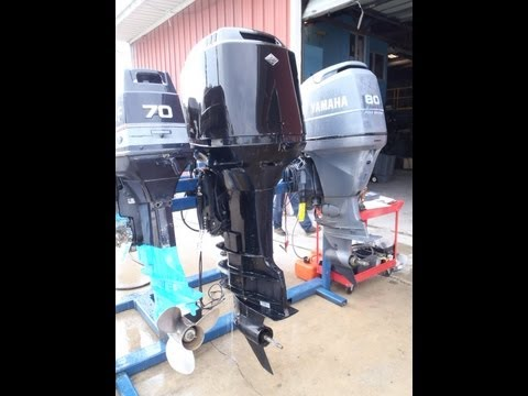 Merc 250 efi doovi for Yamaha outboard compression test results
