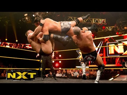 Dash & Dawson Vs. Corey Hollis & John Skyler : WWE NXT – 18. November 2015