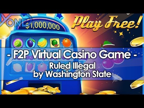 Washington Rules Free to Play Virtual Casino Game as Illegal, Marks Major Step Against Loot Boxes