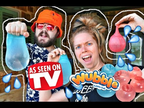 WUBBLE BUBBLE - DOES THIS THING REALLY WORK? - …