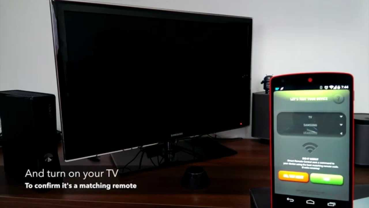AnyMote Home + Your Phone = The Ultimate Universal Remote by