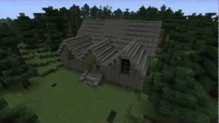 Minecraft - Haunted House [HD]