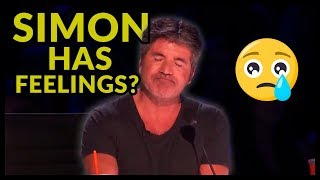 "Top 5 ""WHEN JUDGES START TO CRY* and Get EMOTIONAL MOMENTS on AMERICA'S GOT TALENT!"