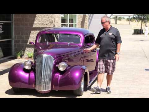 Repeat 1937 Chevy Full Custom Coupe by Mecum Auctions