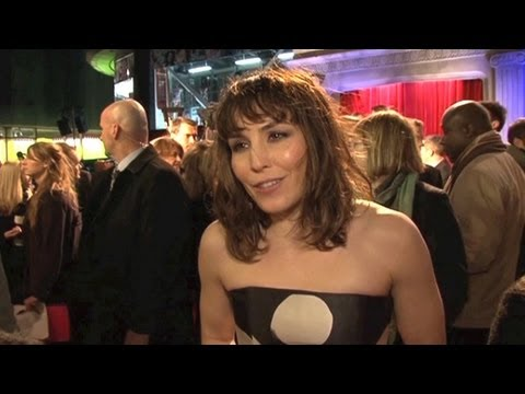 Noomi Rapace on her character in Prometheus