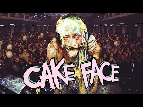 Cakeface (Official Music Video/Cakeface Compilation) - Steve Aoki