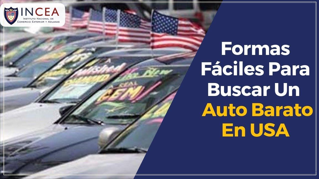 Un extranjero puede comprar un carro en mexico
