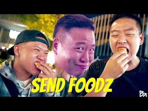 Drunk and Bougie! - SEND FOODZ Ep #11