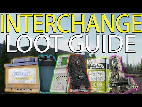 Get rich in 0.12 - Interchange Loot Guide - Escape From Tarkov