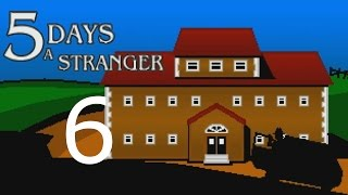 Creepy Basement Grave! - 5 Days a Stranger Ep. 6