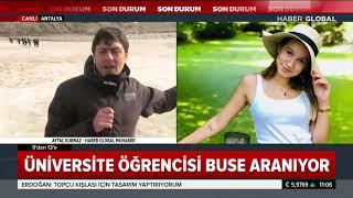 Antalya'da Kaybolan Üniversite Öğrencisi Kader Buse'yi Arayan Dalgıç Komando Az Daha Boğuluyordu!