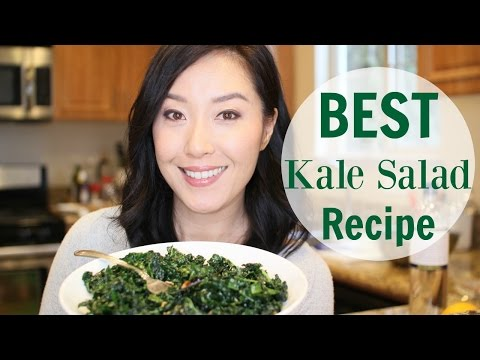 Best Kale Salad Recipe