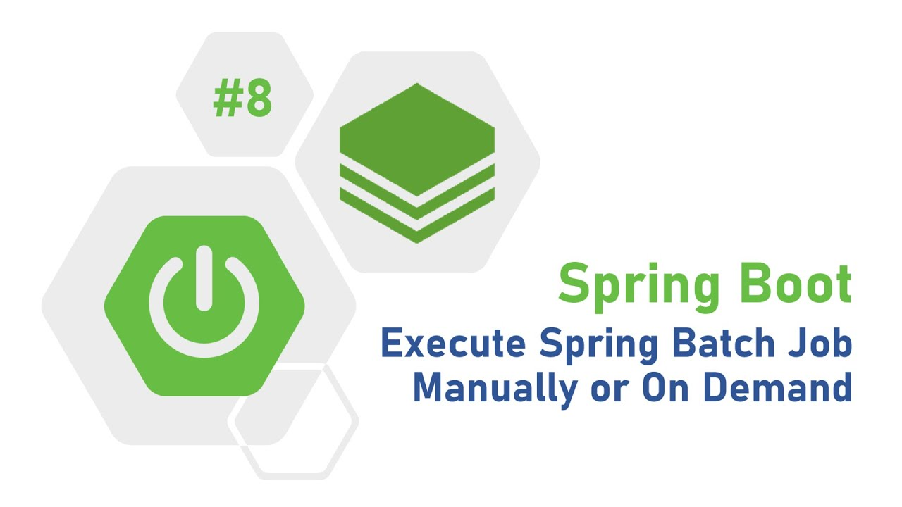 Spring boot tutorial for beginners 8 execute manual job using spring boot tutorial for beginners 8 execute manual job using spring batch mighty java baditri Choice Image