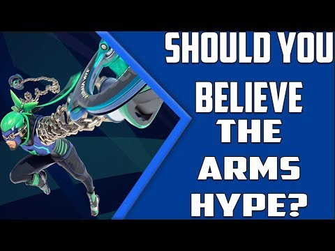 Should You Believe The Arms Hype?