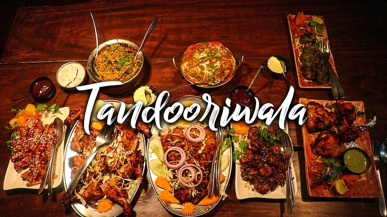 Tandooriwala bbq Restaurant | Best Tandoori in Salem near Sona College | Tasty Non Veg Hotel Salem
