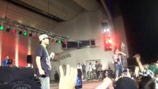 KING GIDDRA 2011 live at Osaka.