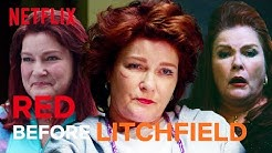 Red Before Litchfield | Orange Is The New Black