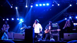 Damian Marley - No more Trouble (WEEKEND BEACH 2015)