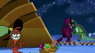 Wander Over Yonder Clip: The Picnic - I almost forgot to share