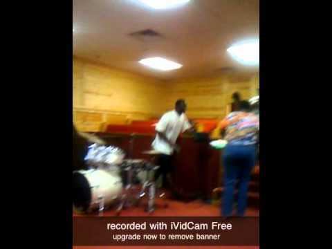 Preacher Giving Testimony- Lol